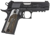 "Browning 1911-22 Comp Black Label Laminate 22LR 3.6"" Barrel,, Rail Black, 10rd"