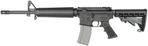 """Rock River Arms Mid-Length A4 Rifle, 5.56/223 16"""" Barrel, 6-Pos Buttstock, 30rd Mag"""