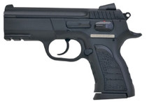 EAA Corp European American Armory Witness, 12 + 1 Round 9MM, Polymer Frame & Blue Finish