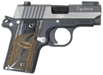 Sig P238 380 ACP 2.7In Equinox 2-Tone SAO TFO Front/Siglite Rear Blackwood Grip (1) 6RD Steel MAG MA Compliant