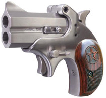 "Bond Mini .45 Colt Derringer 3"" Barrel, Rosewood Grips"
