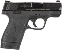 Smith & Wesson M&P Shield .40 S&W, No Manual Safety, No Mag Safety