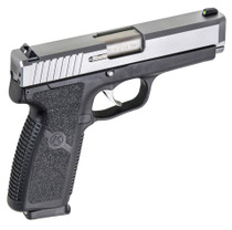 "Kahr CM9 9mm, 3"" Barrel, 6rd, Night Sights, SS, Poly Frame"