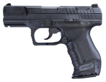 "Walther P99 AS 9mm, 4"" Barrel, Rail, 15rd, 2 Mags"