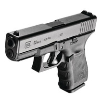 "Glock G32 Gen4 .357 Sig, 4"", Black, Fixed Sights, 13rd Mag"