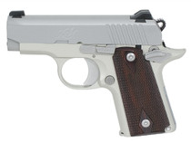 Kimber Micro Stainless Rosewood .380 ACP