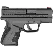 Springfield XD Mod.2 9mm, Sub-Compact, Black, Essentials Package, 13rd