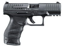 "Walther PPQ M2 .45 Auto Black 4"" 10 Round, 2 Mags"