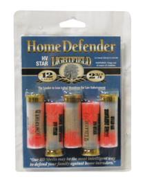 """Lightfield Home Defender 12 Ga, 2.75"""", 75gr Star, 850 FPS,5rd/Box"""
