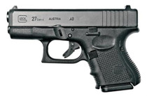 Glock G27 Gen4 .40SW Fixed Sights, 9RD Mags