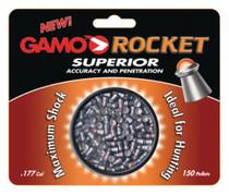 Gamo Rocket Pellets .177 Caliber 150 Per Tin