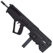 IWI TAVOR SAR Bullpup Rifle - Flattop 9mm Para, Black Stock, 17 1:10 Barrel, 32rd Mag