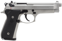 Beretta 92FS 9mm Inox Finish 10rd Mags