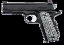 "Dan Wesson V-BOB 9mm, 4.25"" Barrel, Black, Stainless Steel, Night Sights, 9+1rd"