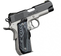 Kimber Master Carry Pro 45 ACP 8+1 4 Barrel, Crimson Trace Laser Grips