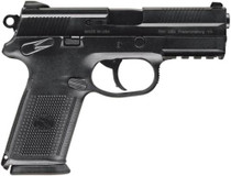 FN FNX-9 Double Action/Single Action 9mm 4 Inch Barrel Black Slide Combat Sights 10 Round