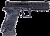 "Diamondback Full Size DAO 9mm 4.75"" Barrel, Poly Grip Poly Frame Black, 15rd"