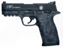 """Smith & Wesson M&P22 Compact, 22LR, Krptek Typhoon, 3.5"""", 10rd, Threaded"""
