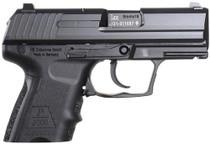 HK P2000 SK (V2) LEM DAO, 9mm, two 10rd magazines