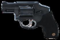 """Taurus 650 CIA 357 Remington Mag 2"""" 5rd Hammerless Rubber Grip Blued"""