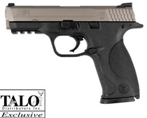 Smith & Wesson M&P 40, EXO Nickel Boron Coated Barrel and Slide, 15 Rnd Mags
