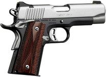"Kimber Compact CDP II, 1911 45ACP, 4"" Barrel, 7rd, CA Approved, NS"