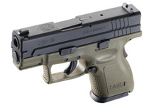 "Springfield 9MM, 3"" Barrel & Olive/Black Drab Finish"