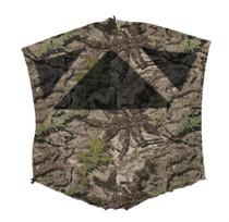 Primos Hunting Calls The Club XXL Ground Blind Ground Swat Grey Camouflage