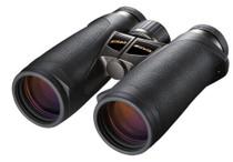 Nikon EDG Binoculars 7x42mm 419ft@1000yds FOV 22.1mm Eye Relief, Black, Water/Fog