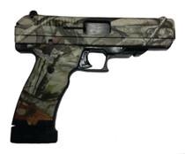"Hi-Point .40 Smith & Wesson Polymer Frame 4.5"" Barrel Woodland Finish 10rd"