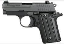 Sig P238 Sub Compact Pistol 380 ACP Black, Night Sights