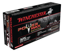 Winchester Power-Max .325 Winchester Short Magnum 220 Grain Protected Hollow Point Bonded 20/Box