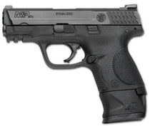 "Smith & Wesson M&P40 Compact 40SW 3.5"" Barrel, X-Grip Mag Plus 10 Rd Mag"