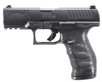 "Walther PPQ M2 45 ACP 4"" Barrel Black Finish 12 Rd Mags"