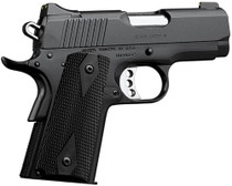 "Kimber Ultra Carry II, 1911 45ACP, 3"" Barrel, 7rd, Matte Black Oxide, CA Approved"