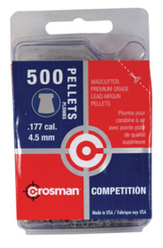 Crosman Air Guns Pellet Blister Boxes .177 Caliber 500 Pellets