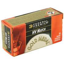 Federal Premium 22 LR Solid 40gr, 50rd/Box