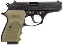 Bersa Thunder Combat, 380 ACP, 8 Rd Mag, Hard Case, OD Green Grips