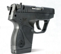 Taurus 738 TCP .380 ACP, W/Retractable Slide Wings, 6rd, Black