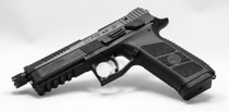 "CZ P-09 Suppressor Ready 9mm, 5.2"" Threaded Barrel, Matte Black, 19rd"