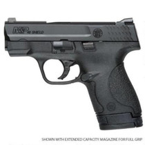 "Smith & Wesson M&P Shield 9mm 3.1"" Barrel One 7rd and One 8rd Mag Pull MA Compliant"