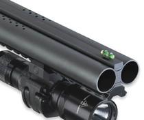 "Stoeger Double Defense Black Synthetic 12 Gauge, 20"" Ported Barrel"