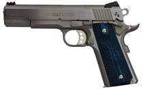 Colt Competition 1911, 45ACP, 8rd, Stainless Steel