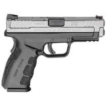 "Springfield XD Mod.2 9mm, 4"" Barrel, 2 Tone Stainless Steel Slide, 16rd Mag"