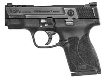 "Smith & Wesson M&P45 Performance Center Shield 45 ACP 3"" Ported Barrrel Tritium Night Sights"
