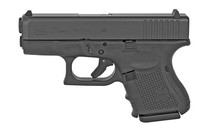 Glock 27 40SW, Adjustable Sights, 9rd Mags