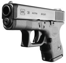 Glock G39 .45 GAP, Fixed Sights, 6rd Mags