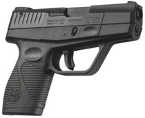 "Taurus Slim 9mm, 3.2"" Barrel, Blue Finish, 7 Round, 1 Magazine"