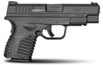 "Springfield XDS 45 ACP 4"" Barrel Black, Essentials Package 5rd & 6rd Mags"
