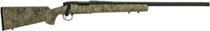 """Remington 700 Gen2 5R .260 Rem 24"""" Fluted Barrel Black Cerakote HS Precision Stock Sand W/Black Webbing"""